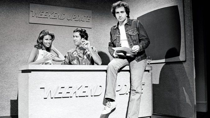 Bill Carter On Covering Snl And Lorne Michaels Many Lost Their