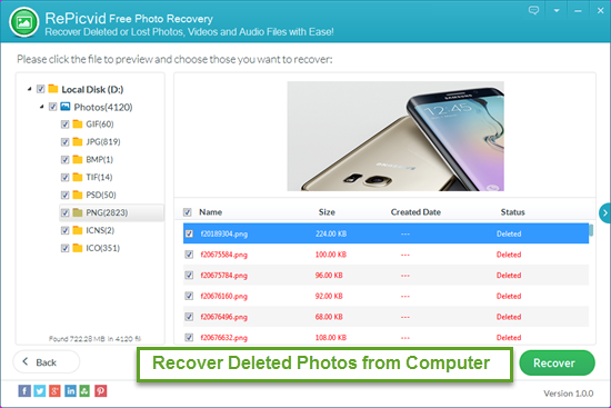 Repicvid Is Now Available To Recover All Your Deleted Lost
