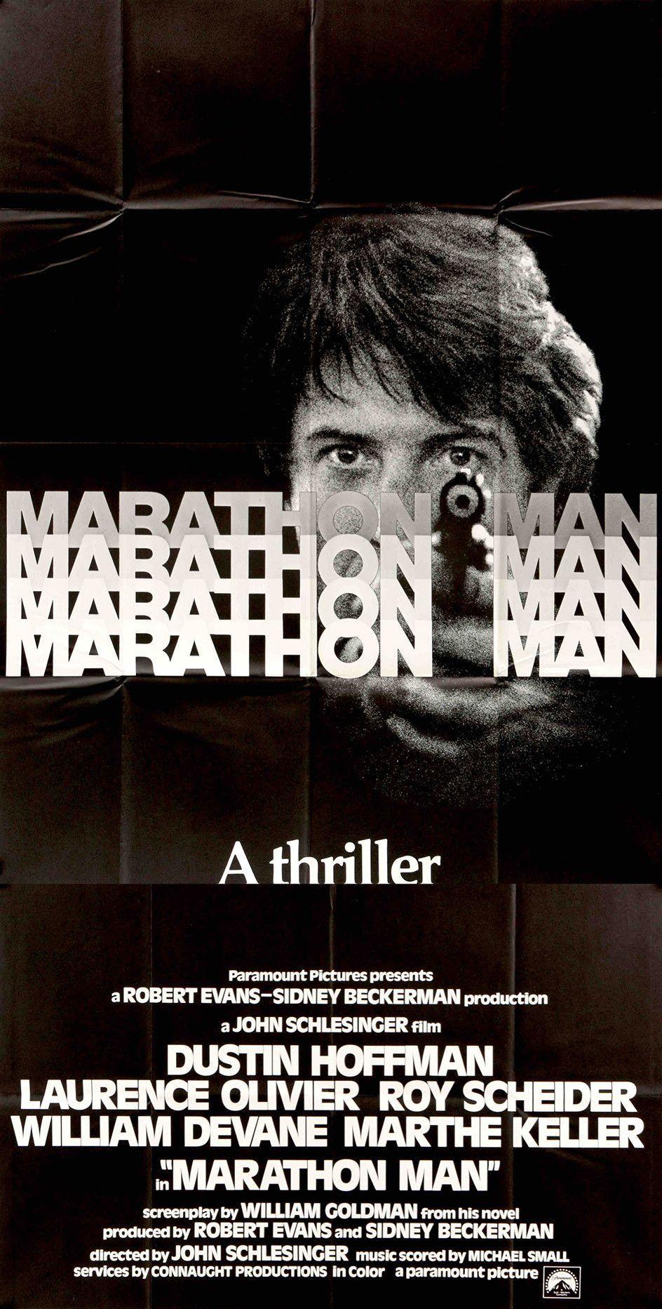Marathon Man (1976), un film de John Schlesinger