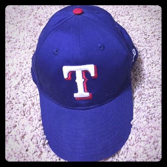 Texas Ranger Youth Baseball Cap Youth Baseball Texas Rangers Baseball Cap