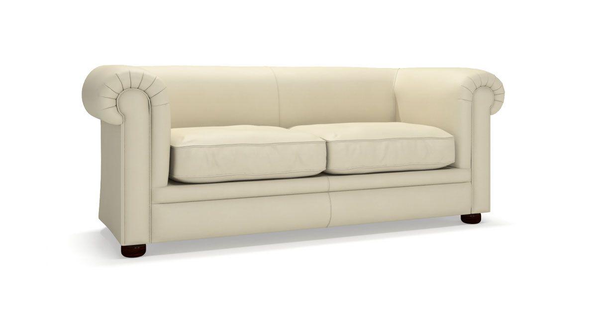 Hampton 3 Seater Sofa Clic