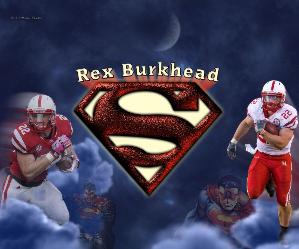 Rex Burkhead Superman | Rex, Superman, Red
