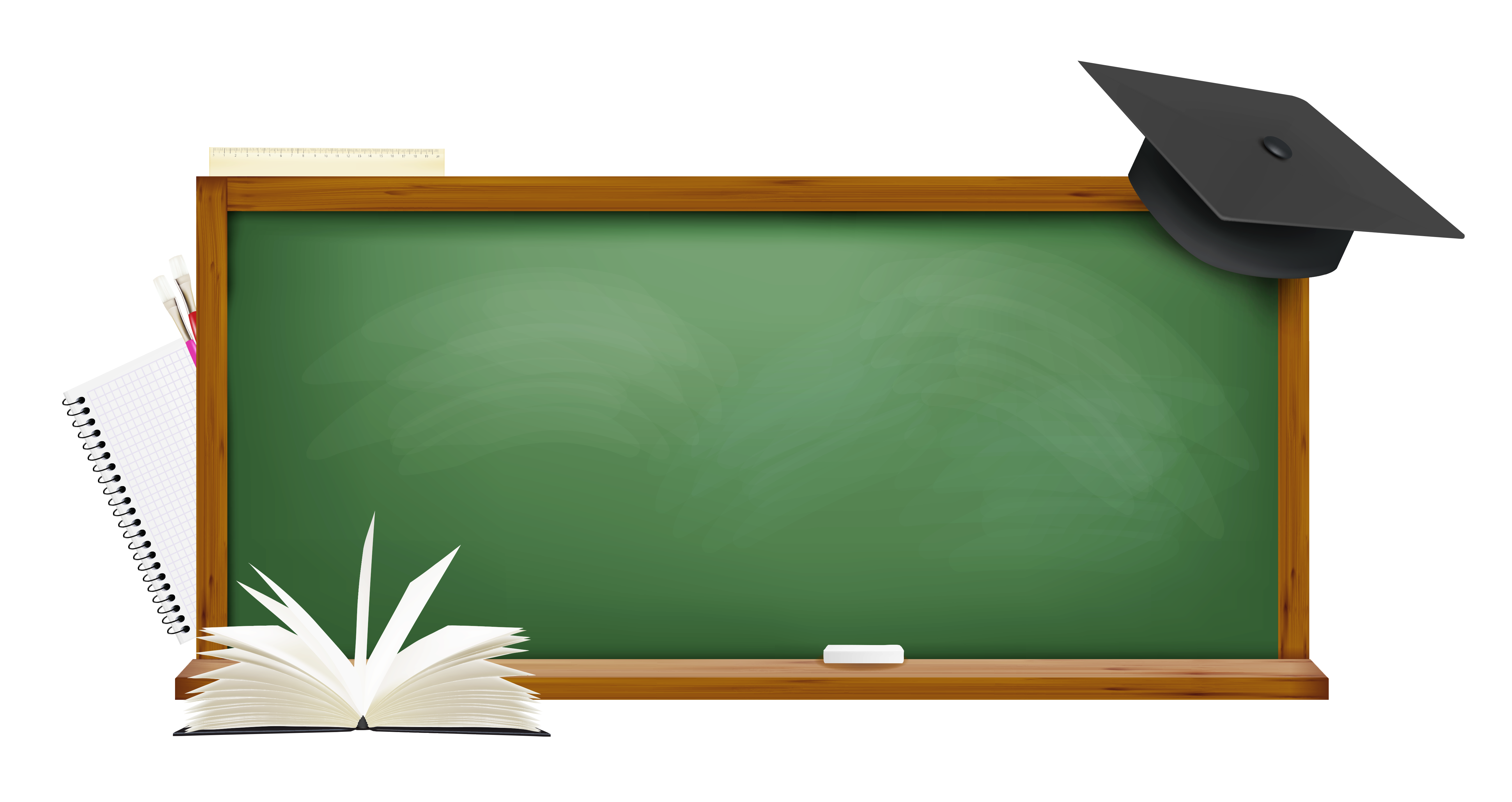 Green School Board PNG Picture | Gallery Yopriceville - High ...