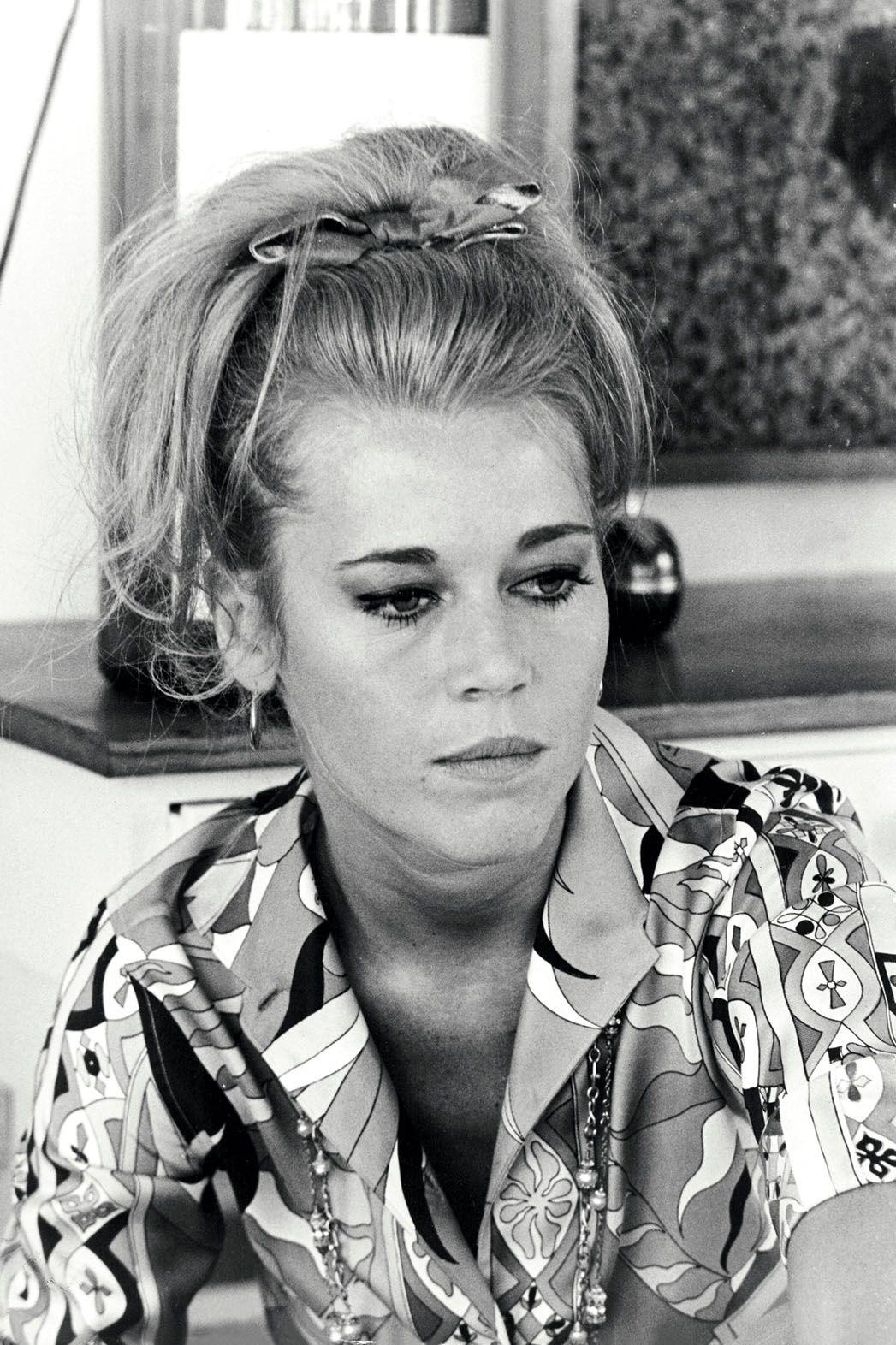 Pin On Jane Fonda