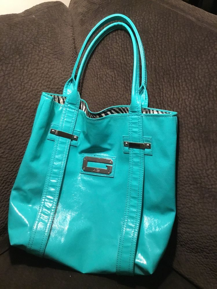 b408e4d1746a Mint Green Guess Purse  fashion  clothing  shoes  accessories   womensbagshandbags (ebay link)