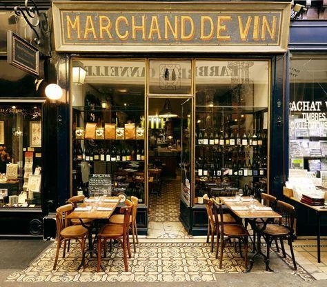 Paris 2e Racines Wine Bar 8 Passage Des Panoramas Paris