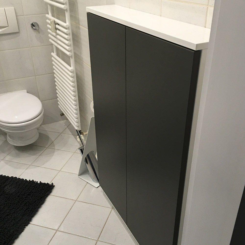 Einbau Badezimmer Schrank Mit Bildern Badezimmer Schrank Badezimmer Planen Einbauschrank