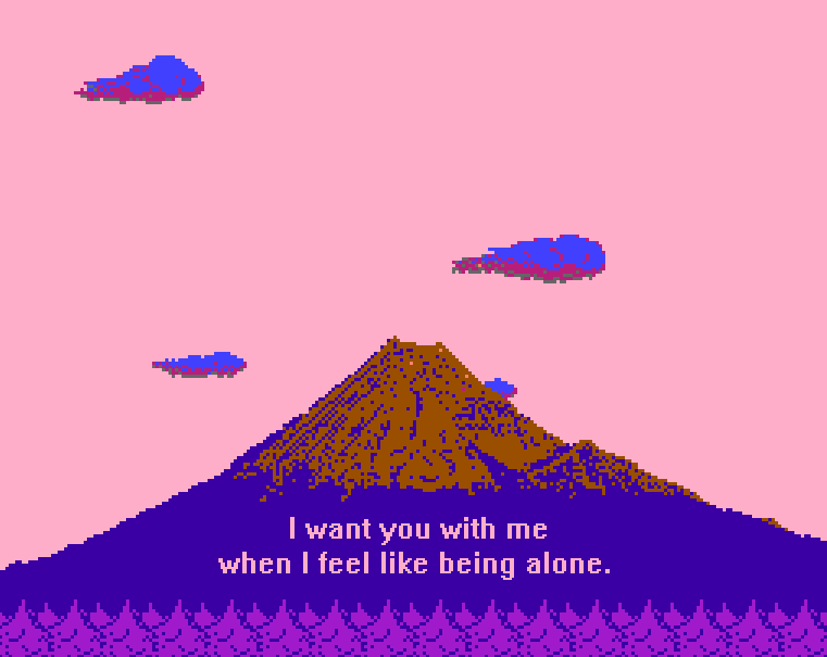 8-bit Fiction | space poetry | Pinterest | Fiction, Feelings and ...