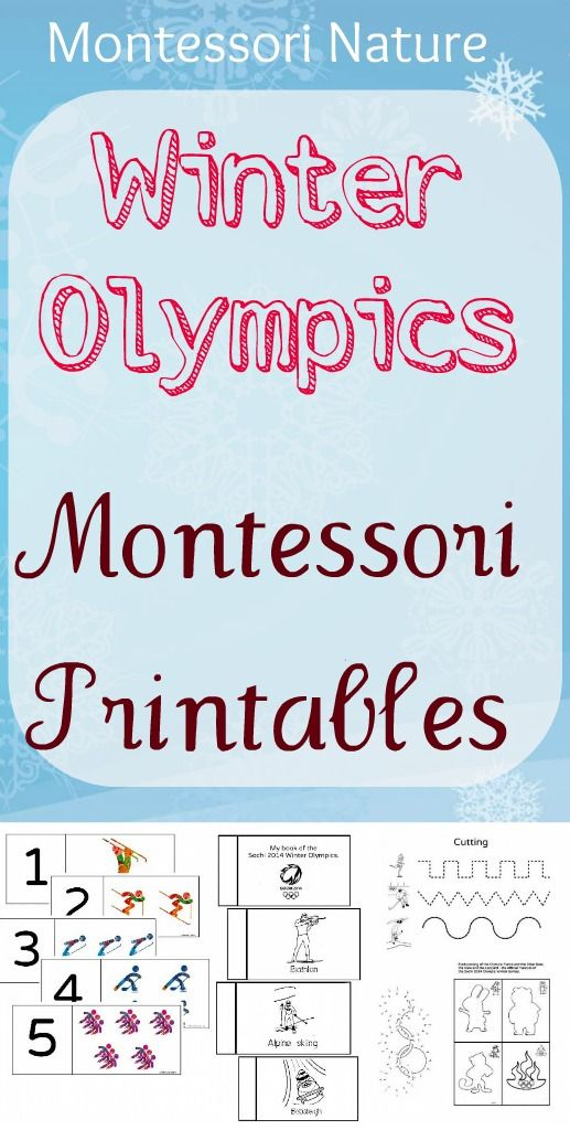sochi 2014 winter olympic games montessori worksheets and printables number cards counting. Black Bedroom Furniture Sets. Home Design Ideas
