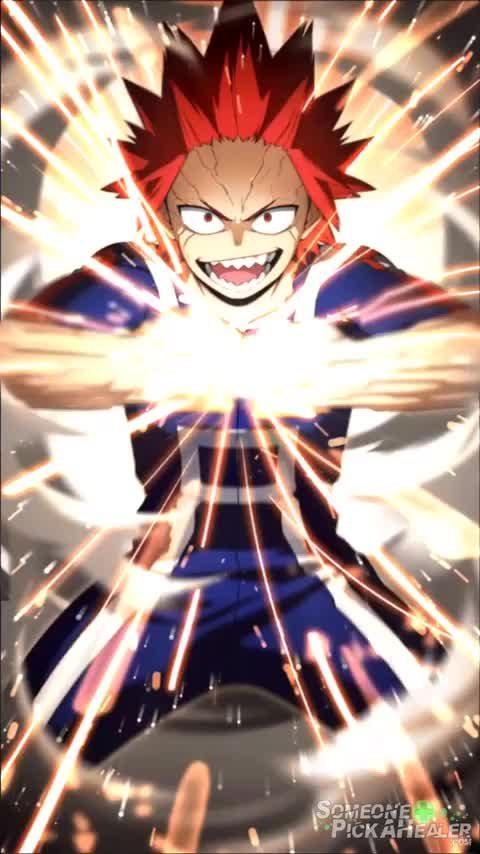 Bnha Kirishima Animated Wallpaper Kirishima My Hero Academia Boku No Hero Academia My Hero