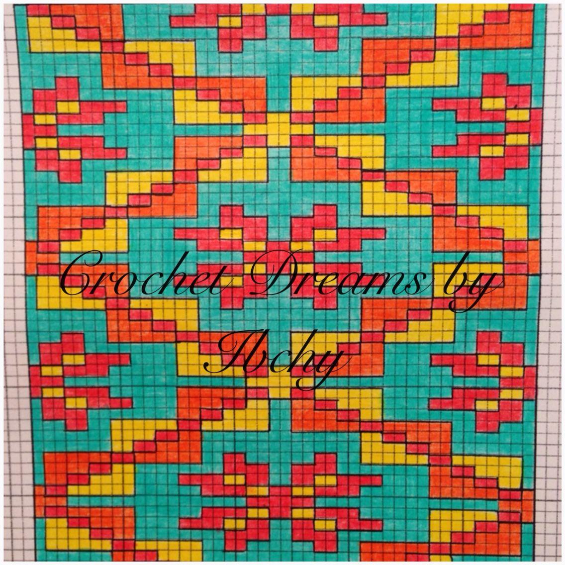 My Wayuu Mochila pattern   Mochila pattern   Pinterest ...