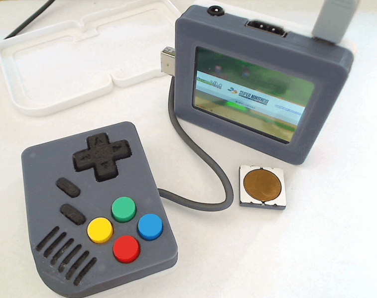 6328aa7c599a64 Here are our favorite RetroPie cases for Raspberry Pi incl. console,  portable & handheld cases: Nintendo NES, SNES, Gameboy, Playstation, PSP, .