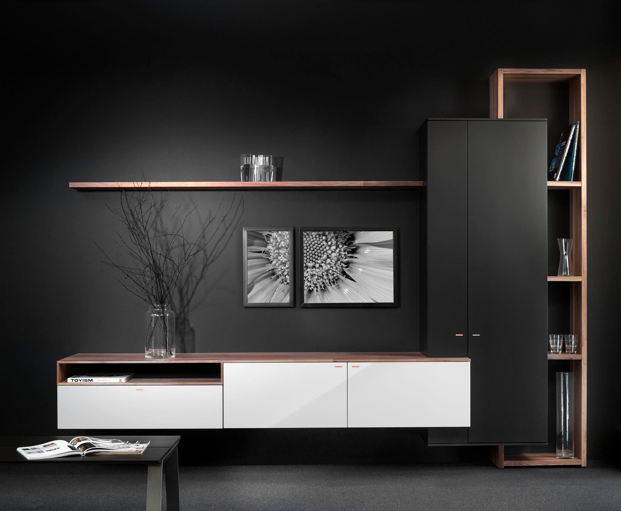 Interstar Kast 214 10 Kasten Tv Wall Design Living Room