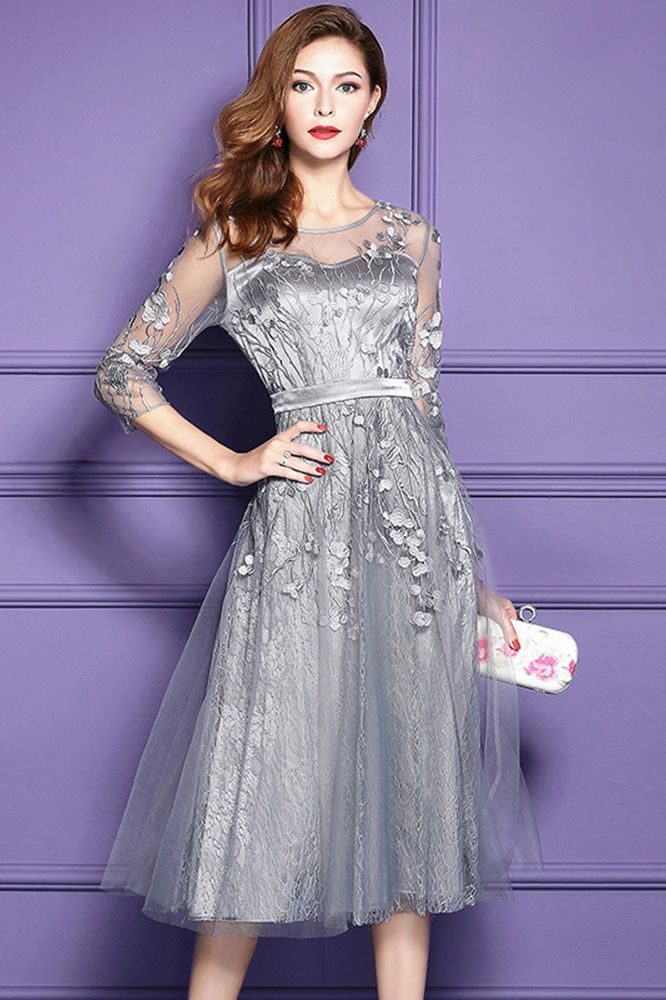 Perfecto Prom Vestido Azul Reino Unido Galería - Vestido de Novia ...