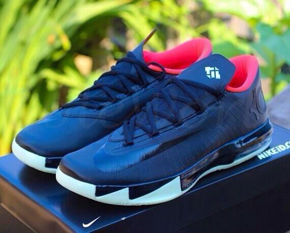 663646adb5a Yeezy custom kd 6 | Kicks | Sneakers nike, Nike id, Kd 6