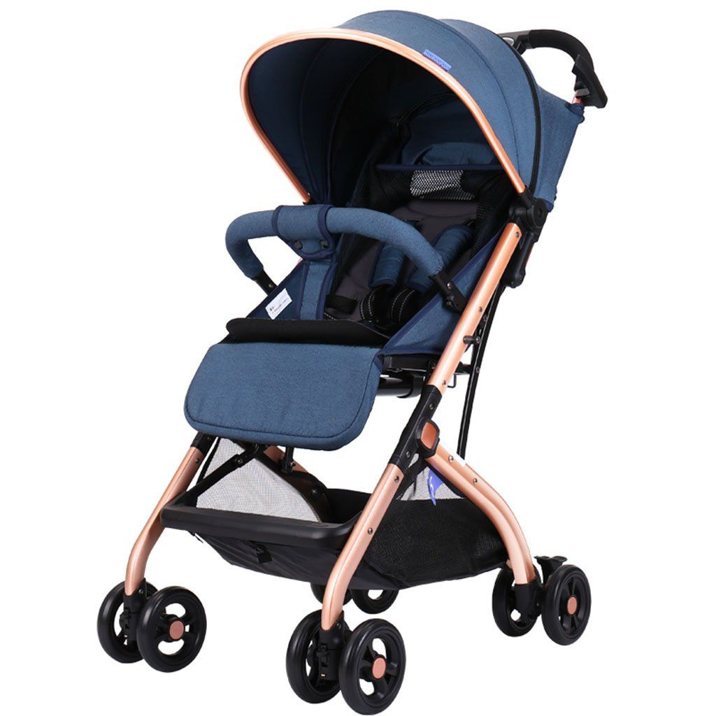 &Baby Stroller Baby Stroller High Landscape Reclining