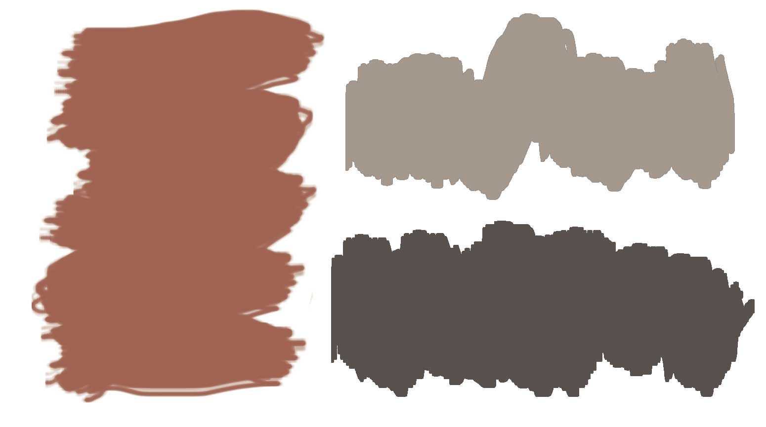 What Colors Go With Pink Exterior Colours Sherwin Williams Manor House Sw 7505 For The
