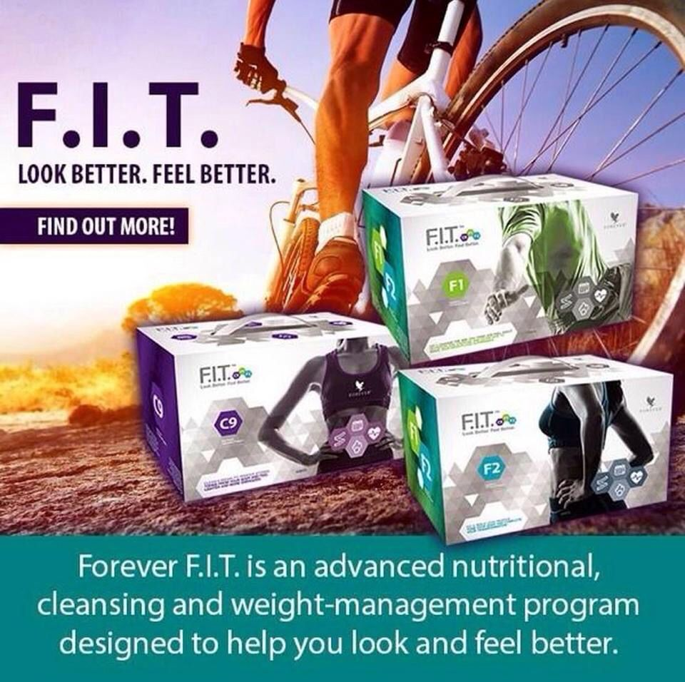 fit life kosttillskott