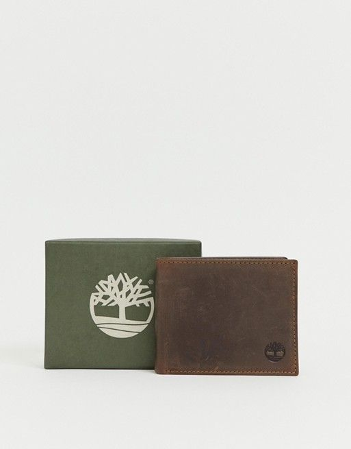 Timberland grafton notch wallet with coin ladies' wallet in