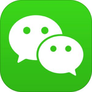 WeChat by WeChat Instant messaging, Chinese social media