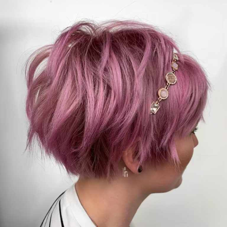 Latest Trend Pixie and Bob Short Hairstyles 2019 #shortpixie