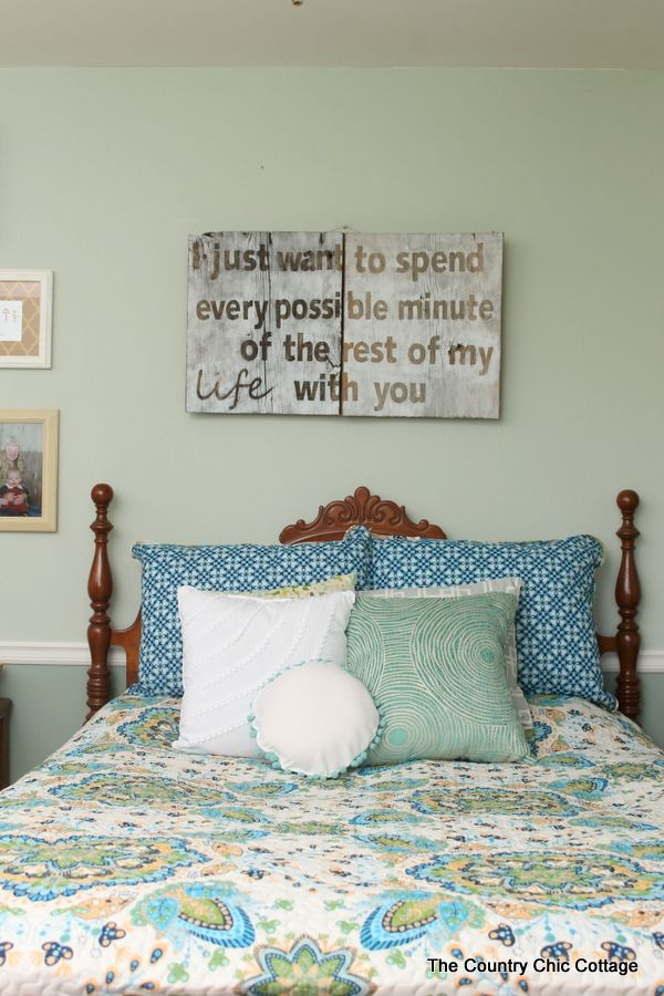 Farmhouse Room Decor Rustic Farmhouse Bedroom Bedroom Decor Pinterest Farmhouse Rustic Farmhouse Bedroom Decor -- Get Great Ideas Here For A Rustic  Farmhouse Bedroom On A Budget. Mix Vintage And New Items For A Gorgeous  Space In Your ...