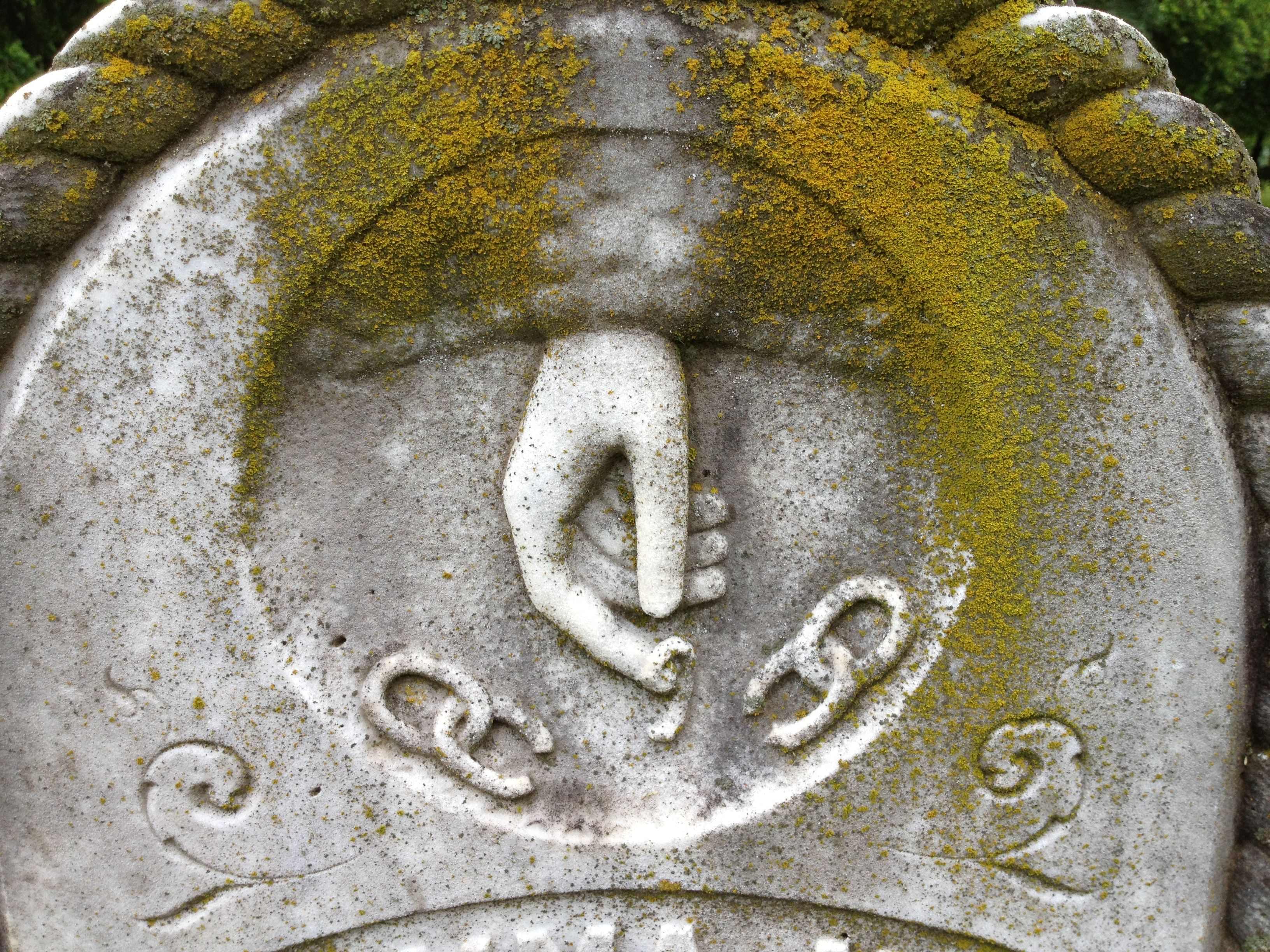 The Broken Chain Is A Common Religious Headstone Symbol From The