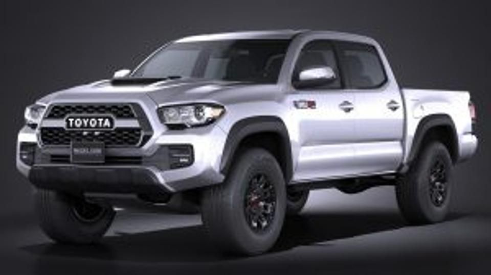 Photo Toyota 2017 Tacoma Trd Pro Lifted Ford Trucks Chevy Best