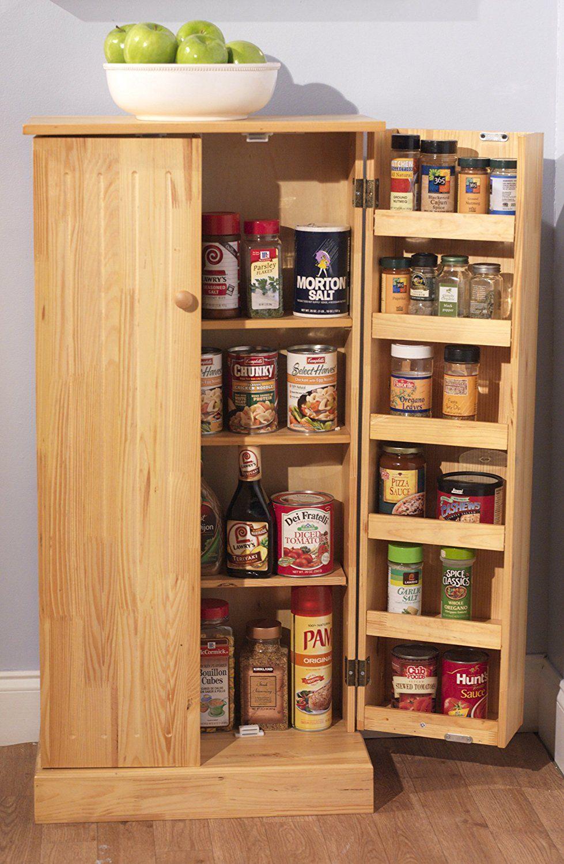 Amazon Com Tms Utility Pantry White Kitchen Dining Pantry Storage Cabinet Kitchen Pantry Storage Cabinet Kitchen Pantry Storage