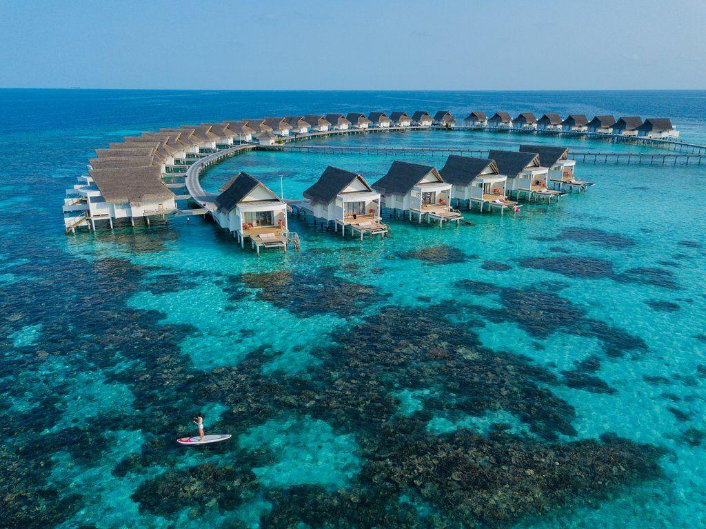 Centara Grand Island Resort Spa Maldives Machchafushi