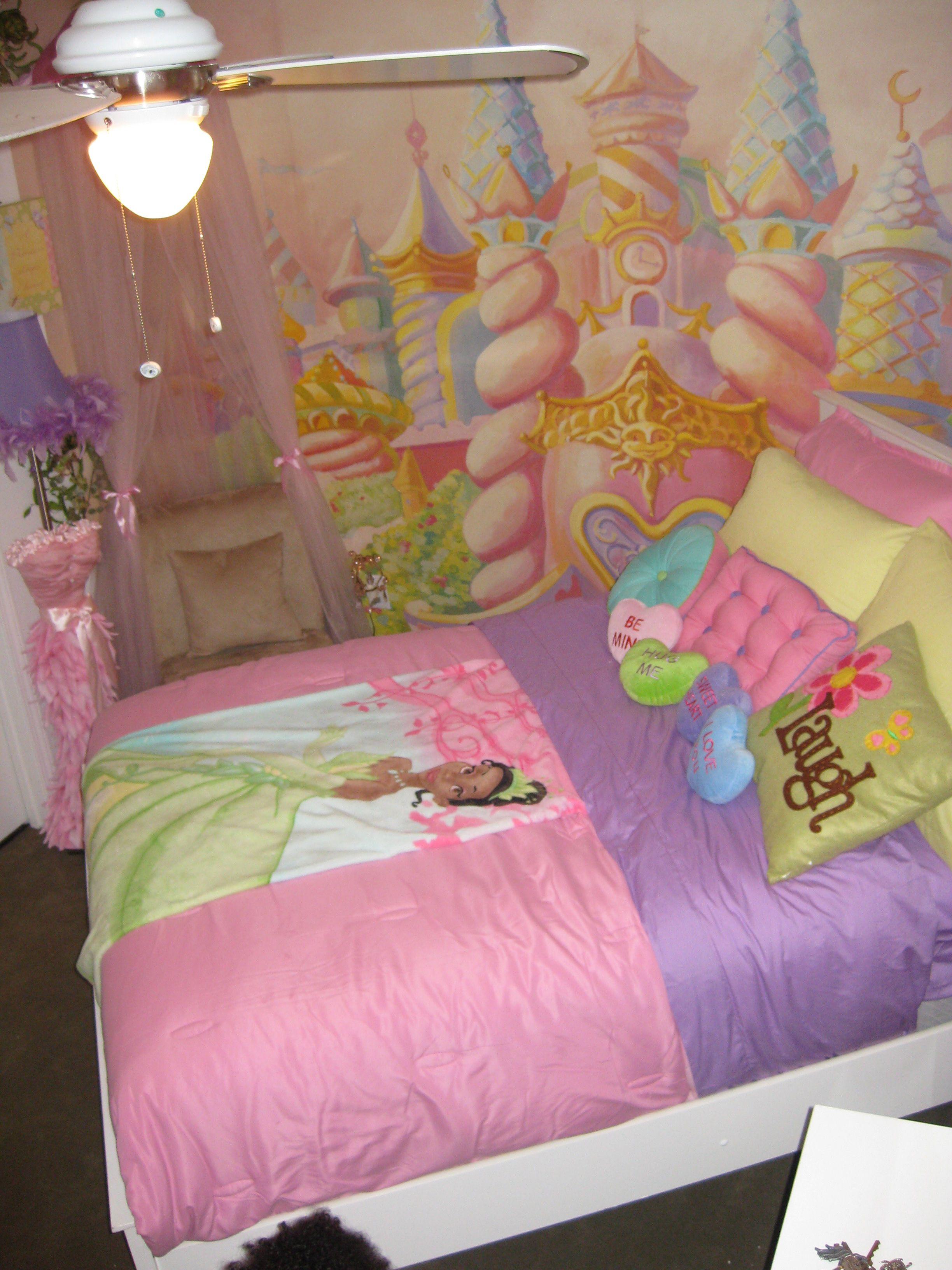 Princess BedRoom Done By Me... JMG | Princess bedrooms ...