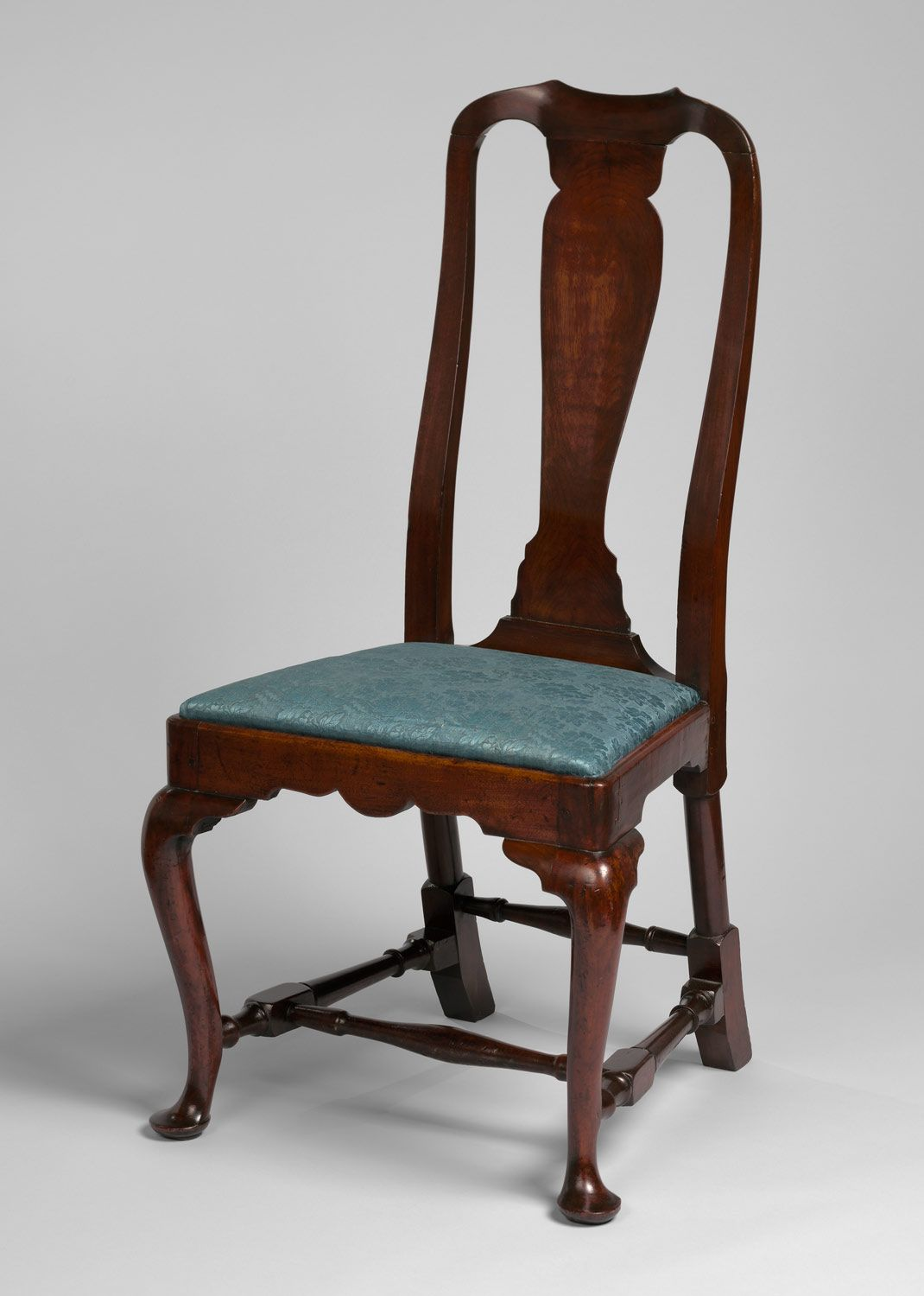 Side Chair Date 1730 90 Geography Made In New England United States Culture American Medium Walnut Cherry Dimensions 42 X 20 1 4 16 2