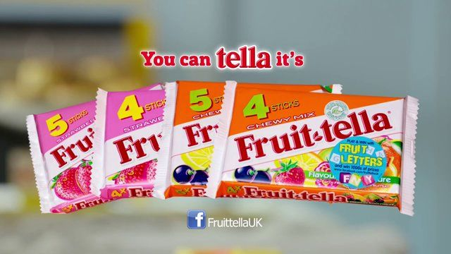 """A funny series of TV ads for Fruitella. """"You can Tella it's Fruitella"""" Voiced by Guy Harris  For more voiceovers and other explainer video voice demos voiceoverguy.co.uk  Get the FREE VoiceoverGuy App  itunes.apple.com/gb/app/voiceoverguy/id526007008?mt=8  Facebook Page facebook.com/voiceoverguyharris  Twitter: @voiceoverman #voiceover"""