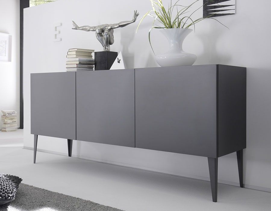 meuble buffet bahut de salle manger moderne fabriqu en. Black Bedroom Furniture Sets. Home Design Ideas