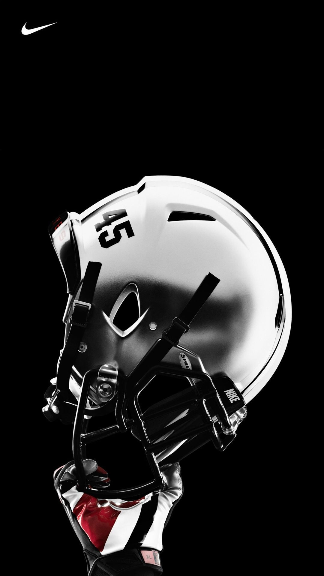 Cool Football Iphone Background In 2020 Football Wallpaper Iphone Football Wallpaper Ohio State Football