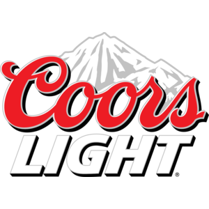 Coors Light Logo Vector Logo Of Coors Light Brand Free Download Eps Ai Png Cdr Format Beer Pong Table Painted Beer Pong Table Designs Diy Beer Pong Table