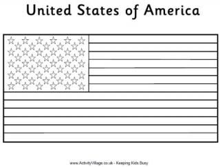 Us Colouring Pages Colouring Pages Flag Coloring Pages Color