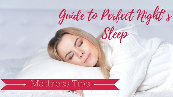 How Can I Sleep Through the Night? |Comfortable Sleep Night