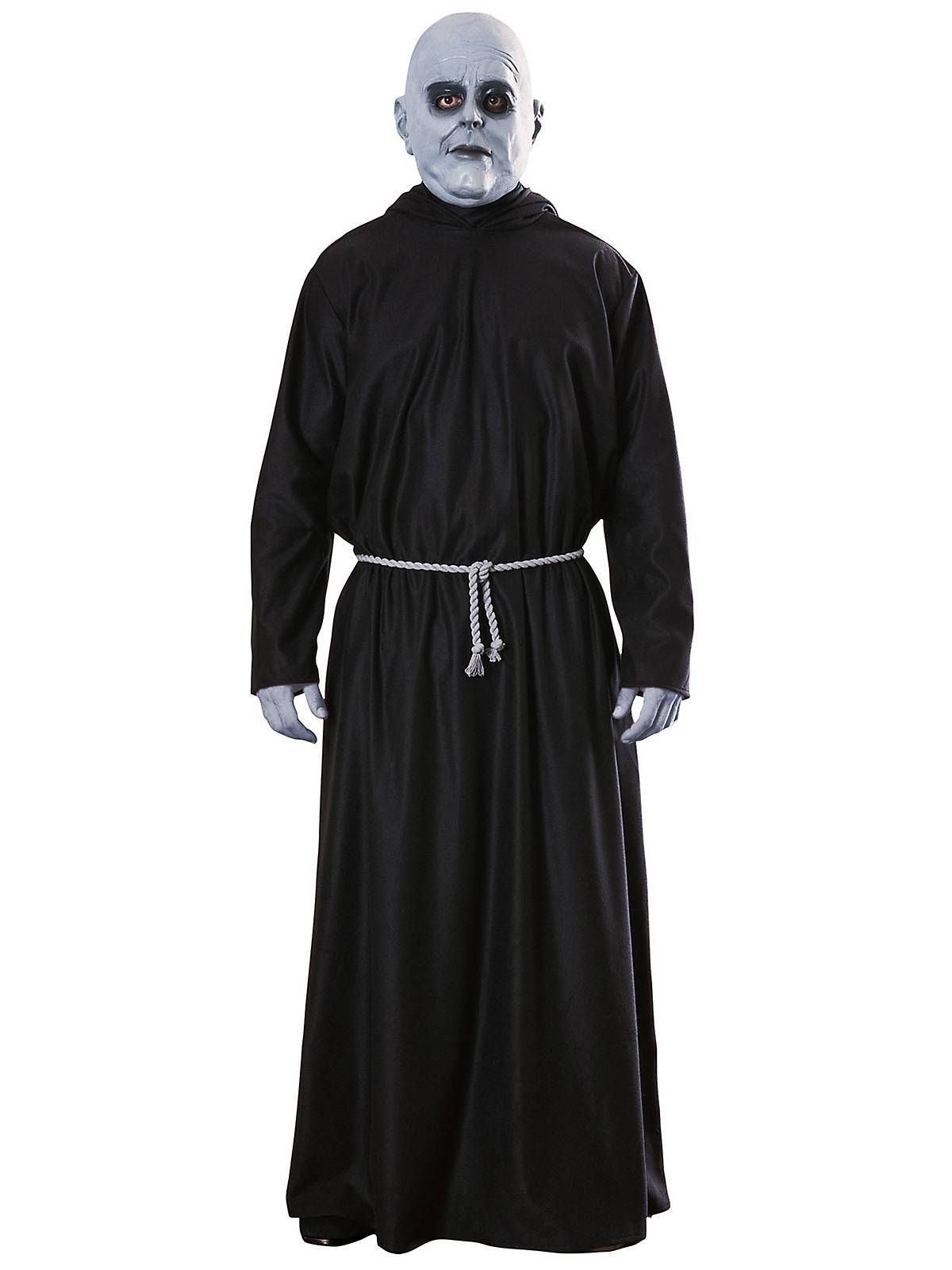 Adult Creepy Festering Uncle Robes /& Belt Halloween Family Fancy Dress Costume