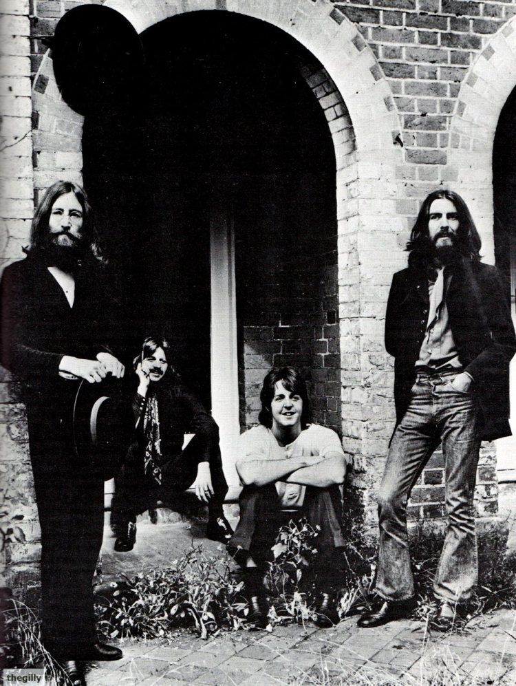 """""""Tittenhurst was the home of John and Yoko from late summer 1969 until August 1971 when they moved to America, and subsequently the home of Ringo Starr. The Beatles' very last photo shoot took place here on 22nd August 1969″. Pictures by Ethan Russell"""