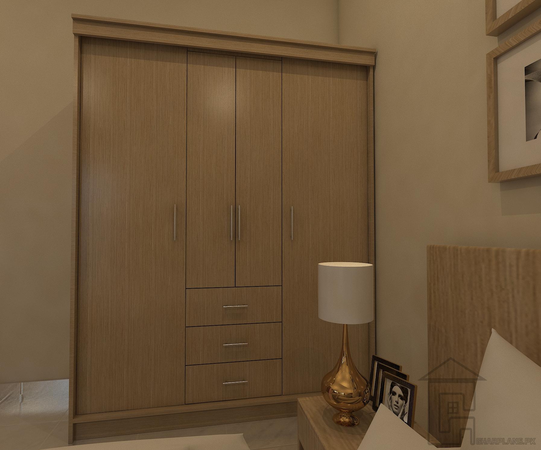 Almari Design. Various Almari designs for dressing rooms or bedrooms ...