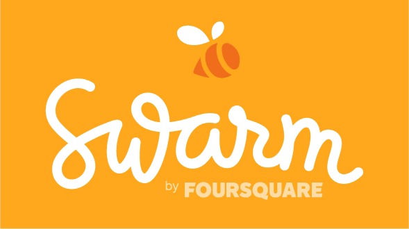 New Logo for Foursquare in Collaboration with Red Antler