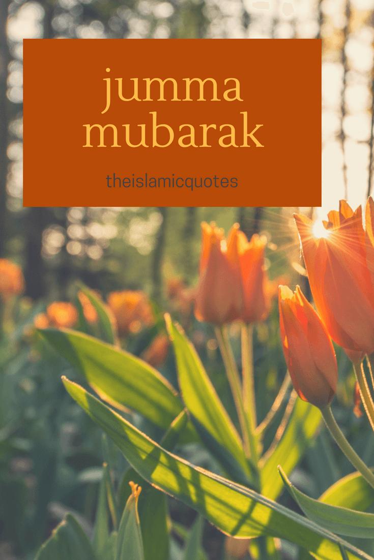 50 Best Jumma Mubarak Sms Messages And Wallpapers Islamic
