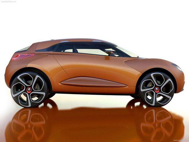 Renault Captur Concept 2011 Concept Cars Futuristic Cars