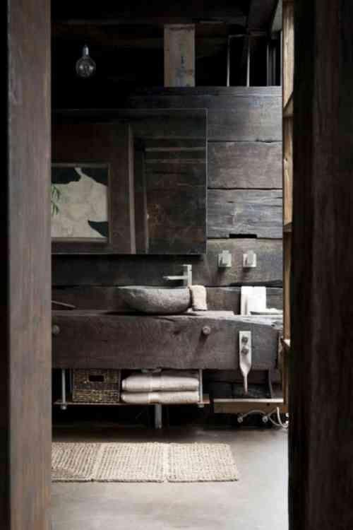 Meuble salle de bains pas cher - 30 projets DIY Salles de bains