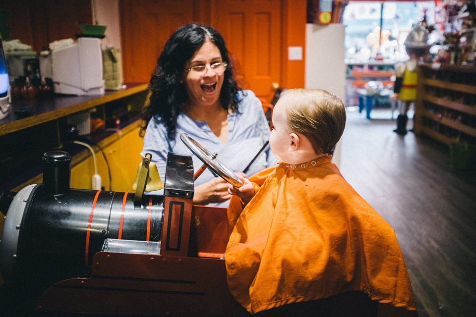 Our Stylist Rosie Is A Superstar She Has 29 Years Of Haircutting