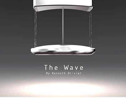 "Check out new work on my @Behance portfolio: ""The Wave"" http://be.net/gallery/47560879/The-Wave"
