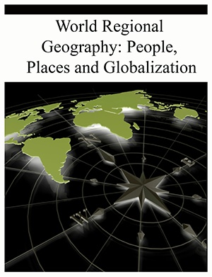 Wonderful World Regional Geography: People, Places And Globalization Book Cover