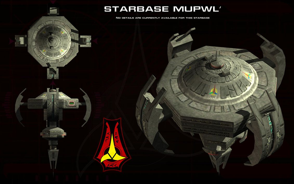 Klingon Starbase Mupwl ortho by unusualsuspex on