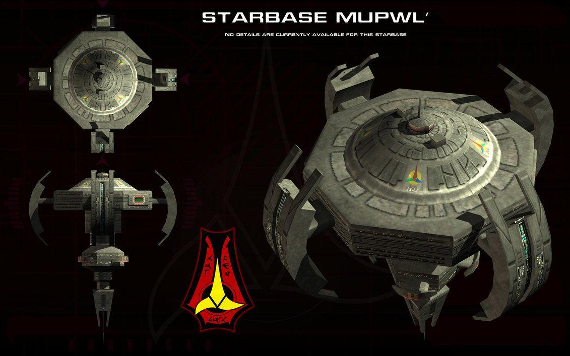 Klingon Starbase Mupwl ortho by unusualsuspex on